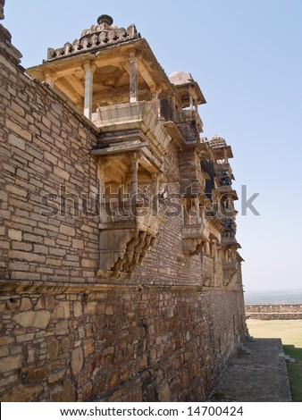 Chittorgarh Fort is a majestic fort situated on a hilltop near Chittorgarh town in the Indian state of Rajasthan. It is one of the most historically significant forts of the whole of North India.