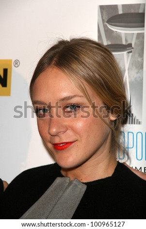 Chloe Sevigny at the 6th Annual GLSEN Respect Awards, Beverly Hills Hotel, Beverly Hills, CA. 10-08-10