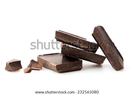 Chocolate - stock photo