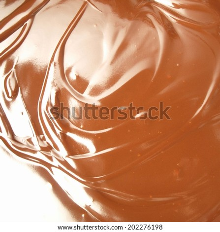 Chocolate Background - stock photo