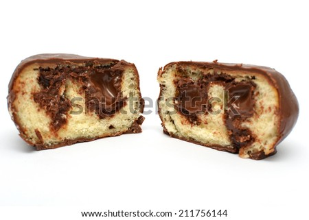 chocolate buns