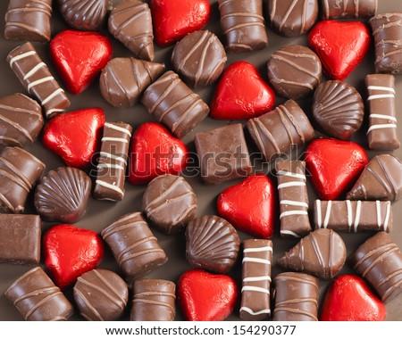 kẹo sô cô la