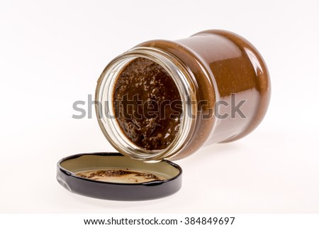 Chocolate Hazelnut Spread Jar