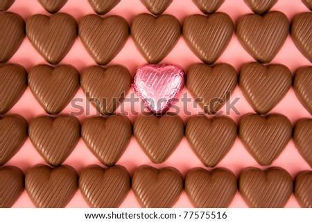 Chocolates - IS896-028 - stock photo