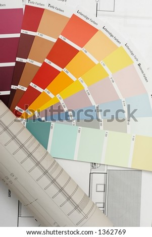 choose color from swatch