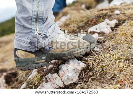 Choose the right hiking boots to your adventure