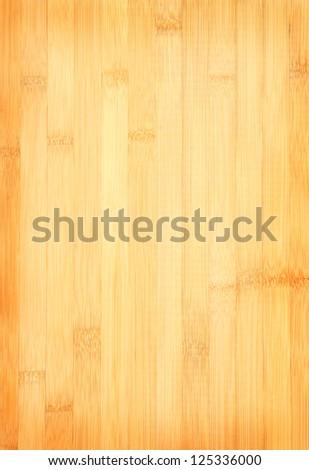 Chopping board close up - stock photo