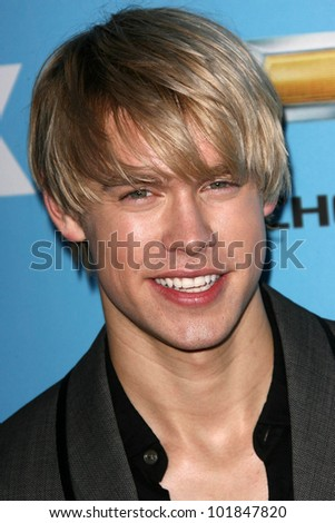 "Chord Overstreet  at the ""GLEE"" Season 2 Premiere Screening and DVD Release Party, Paramount Studios, Hollywood, CA. 08-07-10"