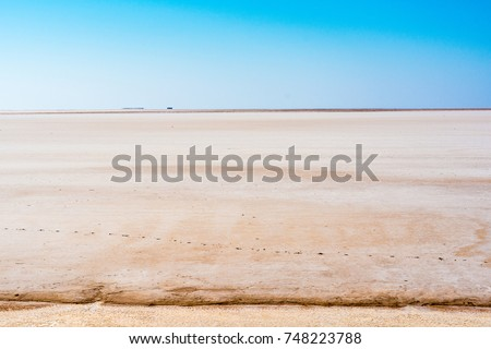 Chott el Djerid, also spelled Sciott Gerid and Shott el Jerid, is a large endorheic salt lake in southern Tunisia.