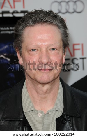 "Chris Cooper at the ""Amigo"" Screening at AFI Fest 2010,  Chinese Theater, Hollywood, CA. 11-06-10"
