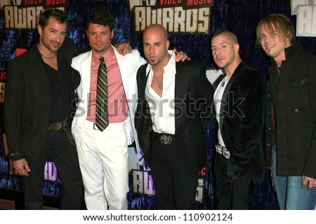 Chris Daughtry arriving at the 2007 MTV Video Music Awards. The Palms Hotel And Casino, Las Vegas, NV. 09-09-07