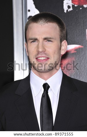 "Chris Evans at the Los Angeles premiere of his new movie ""Street Kings"" at Grauman's Chinese Theatre, Hollywood. April 3, 2008  Los Angeles, CA Picture: Paul Smith / Featureflash - stock photo"
