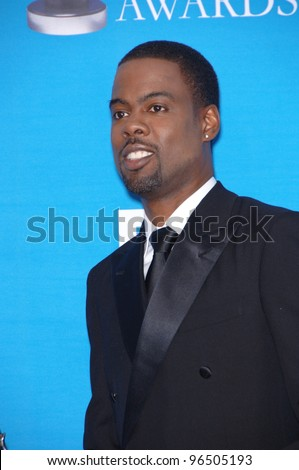 CHRIS ROCK at the 37th Annual NAACP Image Awards at the Shrine Auditorium, Los Angeles. February 25, 2006  Los Angeles, CA.  2006 Paul Smith / Featureflash