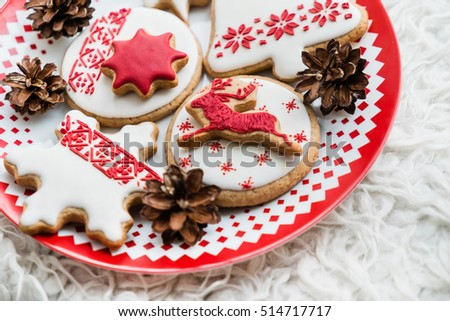 Chrismtas cookies