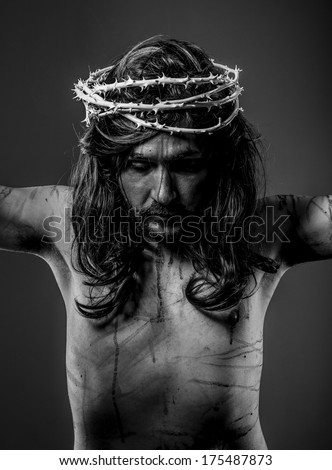 Christianity, representation of Jesus Christ on the cross