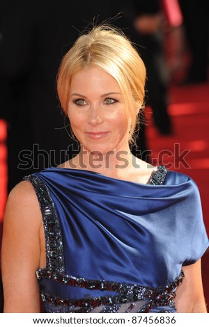 Christina Applegate at the 61st Primetime Emmy Awards at the Nokia Theatre L.A. Live. September 20, 2009  Los Angeles, CA Picture: Paul Smith / Featureflash