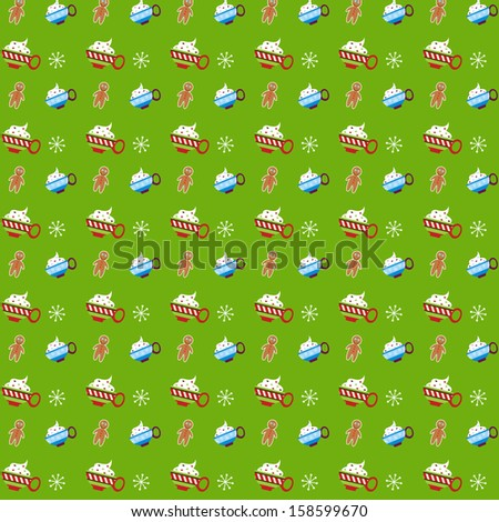 Christmas and Holiday Season Background - stock photo