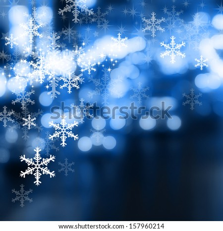 Christmas background design  - stock photo