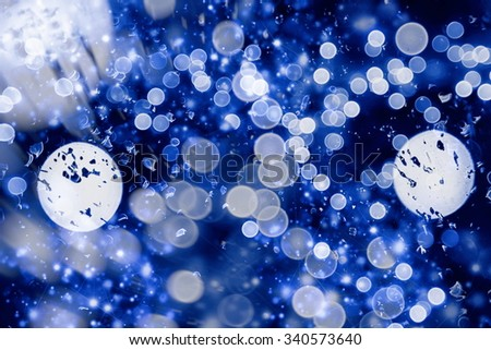 Christmas background. Elegant abstract texture