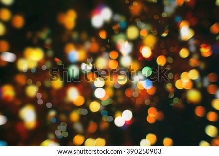Christmas background. Festive abstract background