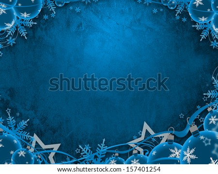 Christmas background for your design. - stock photo