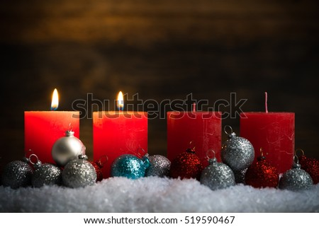Two Lit Candles Stock Photos, Royalty-Free Images & Vectors ...