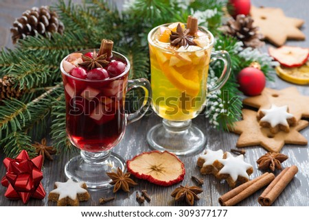 Christmas Cocktail Stock Images, Royalty-Free Images & Vectors ...