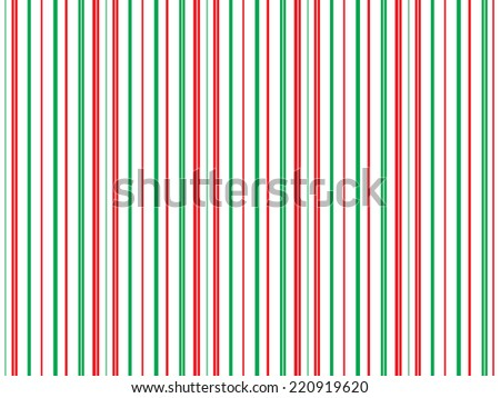 Christmas Colors - stock photo