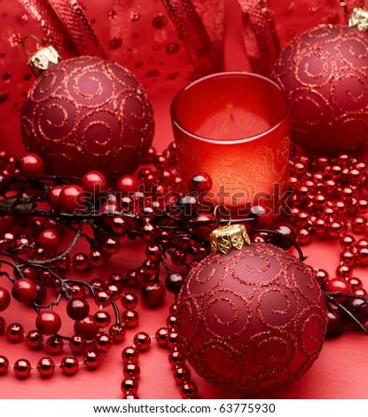 Christmas Decoration - stock photo