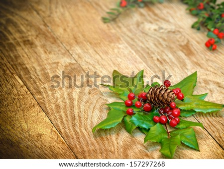 Christmas decoration - Christmas ornament   - stock photo
