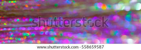 Christmas decoration, Sequins, textile, texture, background, light, wedding, Christmas. Bokeh, Defocused, blurred photo,  gold, pink, magenta color. multicolor