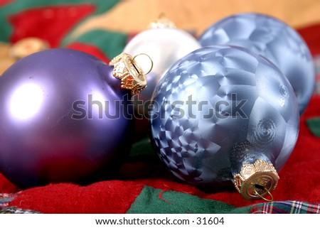 Christmas Decorations 13 - stock photo