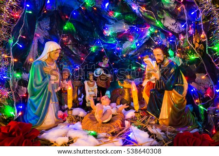 Christmas Jesus Stock Images, Royalty-Free Images & Vectors ...