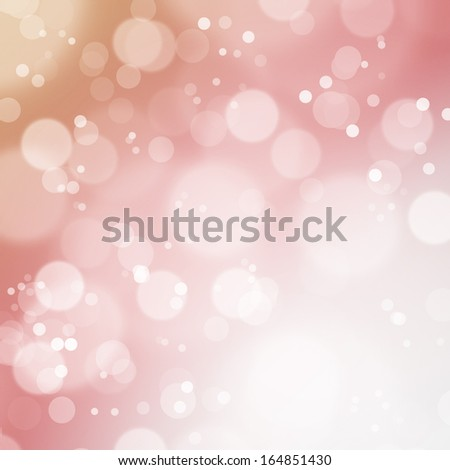 Christmas flavored glitter background. - stock photo