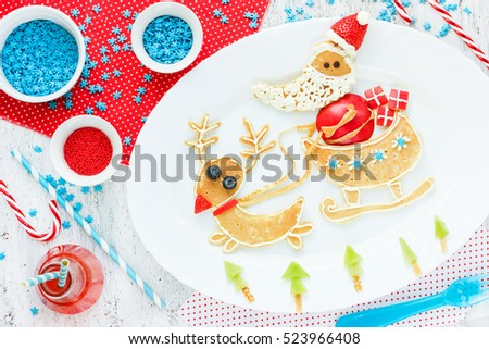 Breakfast With Santa Stock Photos, Royalty-Free Images & Vectors ...