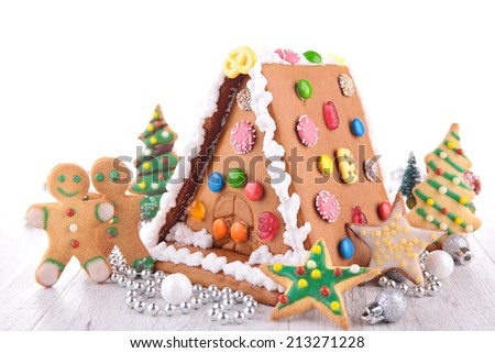 christmas ginger bread