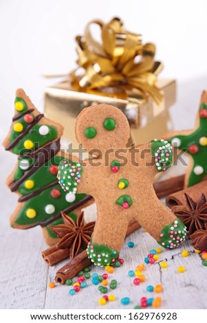 christmas gingerbead