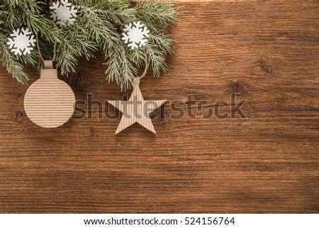 Christmas Holiday Background