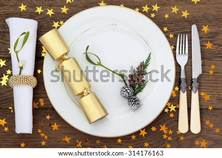Dinner Table Background new year dinner table banque d'image libre de droit, photos
