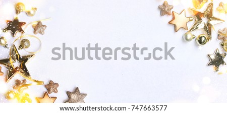 Christmas holiday white background
