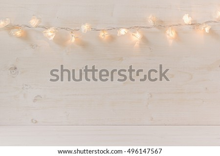 Fairy Lights Stock Royalty Free & Vectors