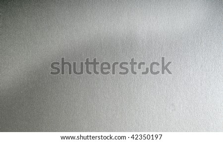 Christmas paper background  in silver - stock photo