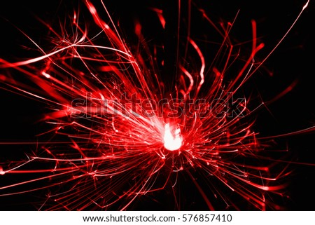 Christmas sparkler abstract holiday  background for xmas  new year