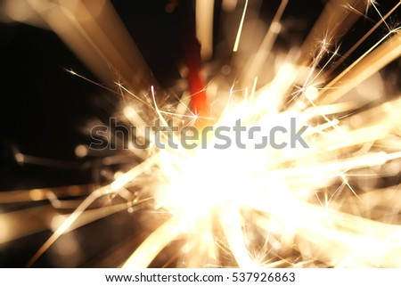 Christmas sparkler  holiday  background for xmas  new year