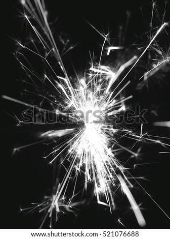 Christmas sparkler  holiday  background for xmas  new year abstract