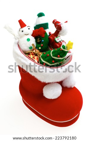 christmas stock - stock photo