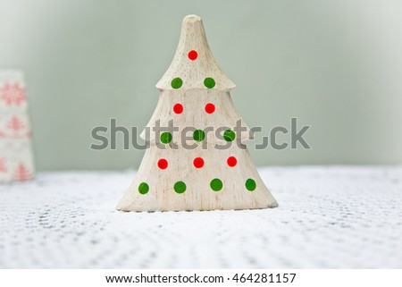 Christmas tree decoration.