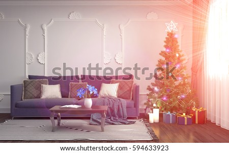 Amazing Living Room Trees Pictures - Living Room Designs ...