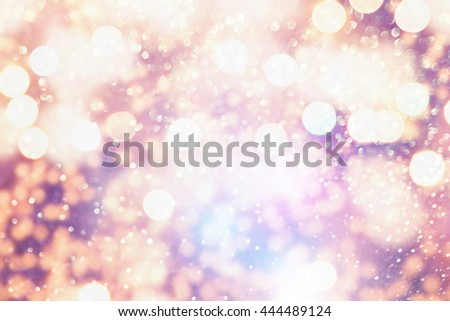 Christmas wallpaper decorations concept.holiday festival backdrop:sparkle circle lit celebrations display.  - stock photo