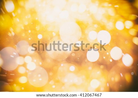 Christmas wallpaper decorations concept.xmas holiday festival backdrop:sparkle circle lit celebrations display.